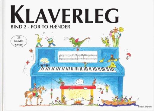 Cover klaverleg bind 2