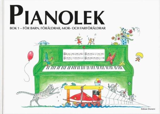 Cover Pianolek Bok 1