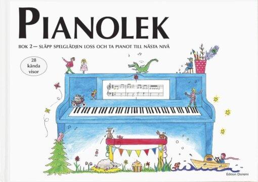 Cover Pianolek Bok 2
