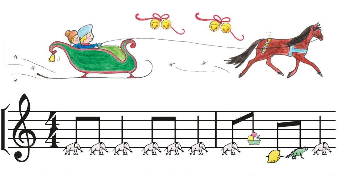 Ladda ner Bjällerklang/Jingle Bells