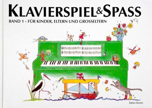 Klavierspiel und spass band 1