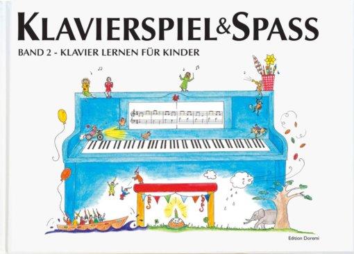 Klavierspiel und spass band 2
