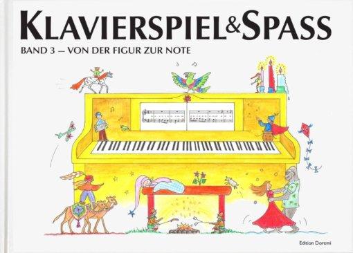 Klavierspiel und spass band 3
