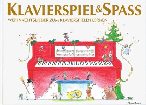 Klavierspiel und spass weihnachtslieder