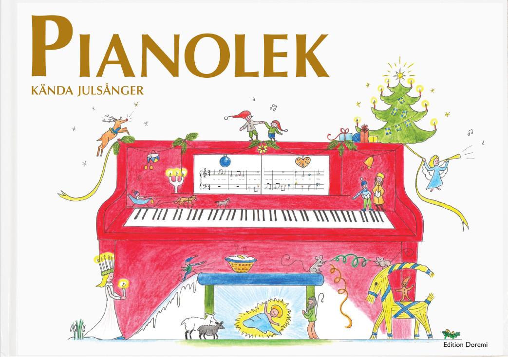 Pianolek Julsaanger